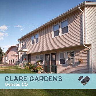 Clare Gardens, Denver, CO