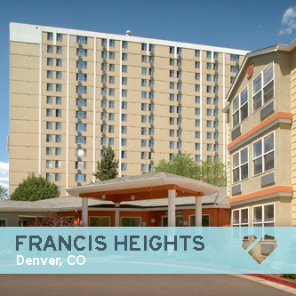 Francis Heights, Denver, CO