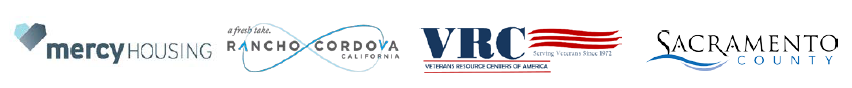 Mather Veterans Village logos
