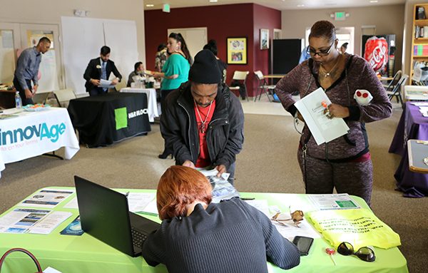Resource Fair Connects Residents to Local Opportunity