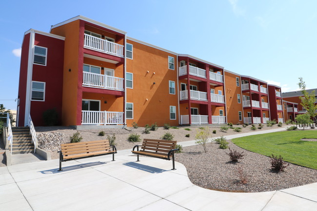 Rio Vista Apartments in Albuquerque, NM