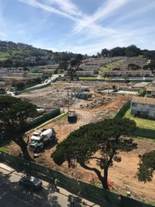 Demolition Begins at Sunnydale