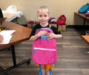 Foresters Financial Sponsors Backpack Drive and School Supply Giveaway