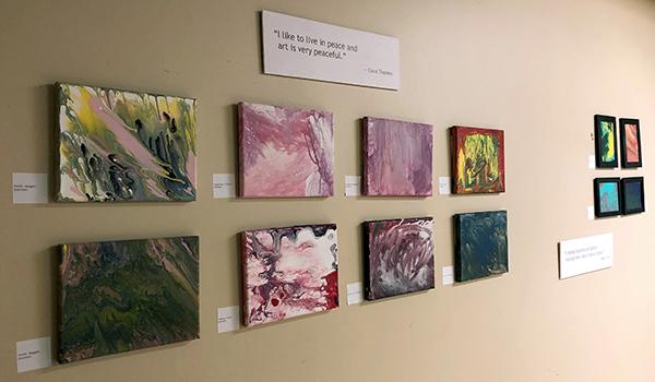 Aromor 10th Anniversary Art Show