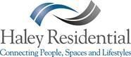 Haley Residential Logo