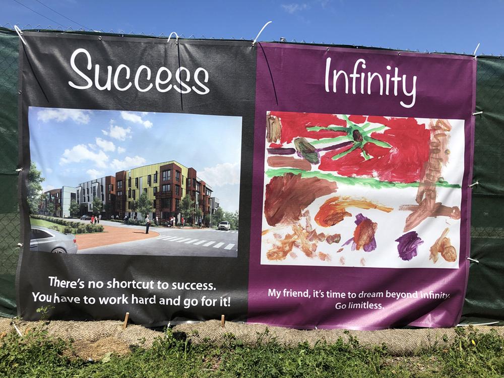 Real Estate Development: Sunnydale Progress, Block 6 and Block 3