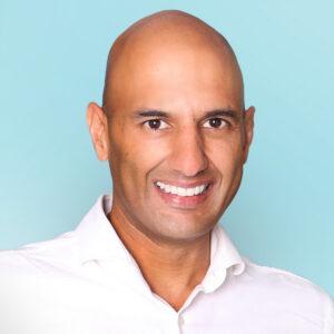 Parag Gupta headshot